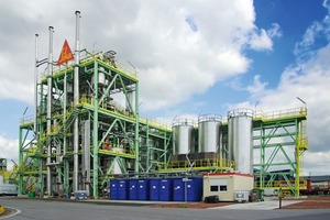 New Sika plant<br />