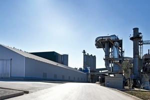 Integration in ein Zementwerk in Alicante/Spanien<br />