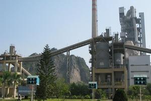 Zementwerk HaiPhong von Vicem<br />