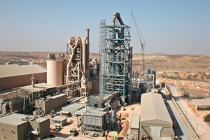12 Zliten Cement Plant, owned by Ahlia Cement • Zementwerk Zliten von Ahlia Cement