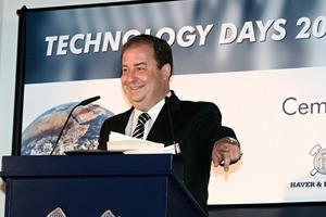 Vorträge und Ausstellung auf den HAVER Technology Days 2012<br />