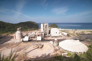 Zementwerk in Banda Aceh<br />