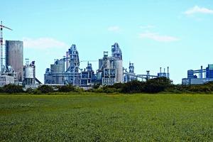 Zementwerk Gujarat