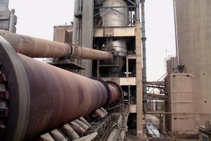 """<span class=""""bildunterschrift_hervorgehoben"""">24</span>Cement kiln at Fauji Cement"""