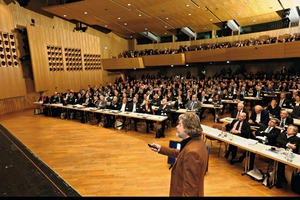 Reinhold Messner opened the 61st BetonTage Convention