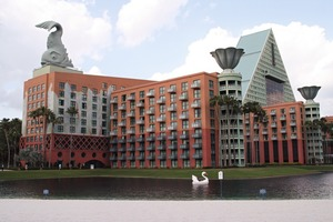 """<div class=""""bildunterschrift_en"""">The Walt Disney World """"Swan &amp; Dolphin"""" was the venue of the 55<sup>th</sup> IEEE-IAS/PCA Conference 2013</div>"""