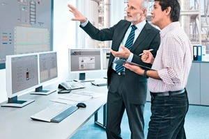 """<div class=""""bildunterschrift_en"""">Increased operational efficiency with the new Version 8 of the SIMATIC PCS 7 </div>"""