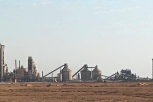 """<span class=""""bildunterschrift_hervorgehoben"""">10</span>Beni Suef cement plant, owned by Titan • Zementwerk Beni Suef Cement von Titan"""
