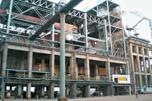 Pyrofloor-Kühler Zementwerk Kotpuli/Indien