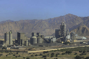 Dashtestan cement plant of Ehdas Sanat (Ehdas Sanat)<br />