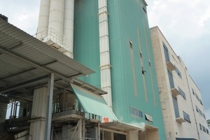 Drymix Mortar Plant in Singapore: <br />LCS Optiroc <br />
