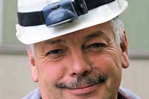 "<div class=""bildtext_en"">5 Peter Reiter, manager of the mechanical maintenance department in Rohrdorf</div>"