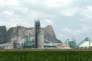 "<span class=""bildunterschrift_hervorgehoben"">9</span>Phuoc Son cement plant owned by Lucky Cement (Sinoma)<br />"