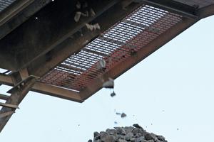 Messwandler vom Typ Echomax widersteht Staub, extremen Vibrationen und Steinschlag