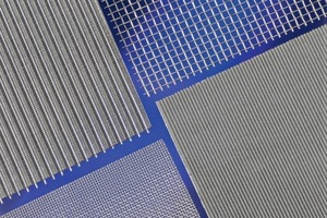 Today, the wire weaving division produces the most advanced wire cloth products for many applications