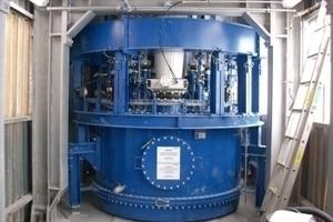 CT-Dosiermaschine im Werkseinsatz<br />