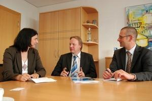 Die Redaktion der ZKG INTERNATIONAL traf sich mit Dr. Detlev Rose, dem Vorstandsvorsitzenden der Polysius AG.<br />