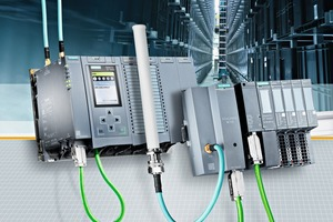 "<div class=""bildtext_en"">With especially compact access points and client module, Siemens is expanding the applications of industrial wireless LAN in cabinets and in equipment at the field level</div>"