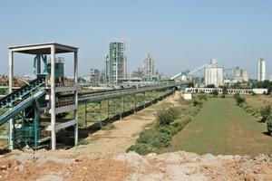 SpectraFlow-Systeme werden jetzt bei der Fauji Cement Company eingesetzt<br />