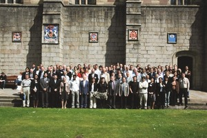 Die Teilnehmer des Symposiums<br />