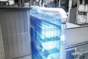 """<div class=""""bildtext_en"""">The DeCONOx system at Kirchdorfer Zement plant, Kirchdorf/Austria</div>"""