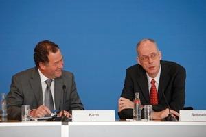 Andreas Kern (links) und Dr. Martin Schneider<br />