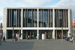 Tagungszentrum neue Weimarhalle<br />