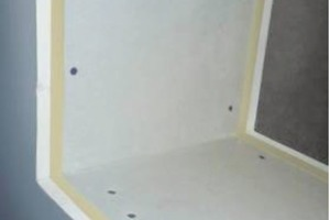 "<span class=""bildunterschrift_hervorgehoben"">2</span>	Radiation shielding with Knauf Safeboard           <br />"