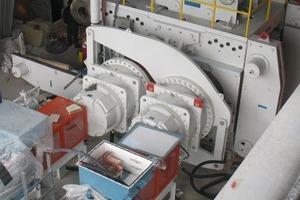 "<span class=""bildunterschrift_hervorgehoben"">10</span>Combination grinding system with roller press at Ladce Cement (Koeppern)<br />"