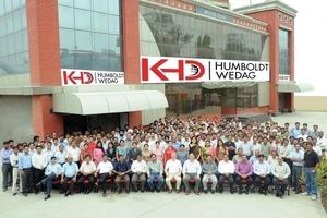 """<span class=""""bildunterschrift_hervorgehoben"""">1</span>KHD Humboldt Wedag India Pvt. Ltd."""