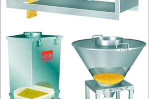 Feeding and discharging systems<br />