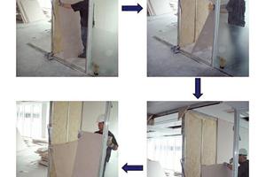 """<div class=""""bildtext_en"""">1 Dismantling plasterboards</div>"""