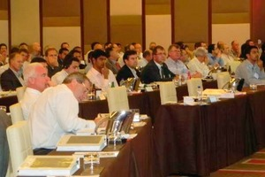 GMD User Meeting 2010, Hotel Mandarin Oriental, Las Vegas/USA