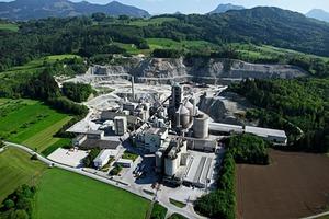 Portland-Zementwerk der Rohrdorfer Gruppe