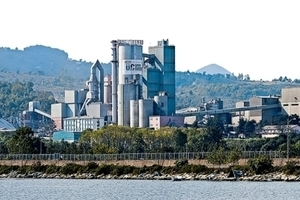 Cement plant Unye in Turkey