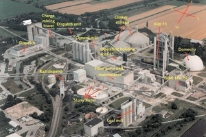 "<span class=""bildunterschrift_hervorgehoben"">1</span>	Lägerdorf cement works<br />"
