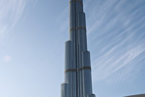 Burj Khalifa has been built with ­cement from NCC