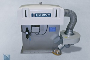 The filtration units are available in five different sizes