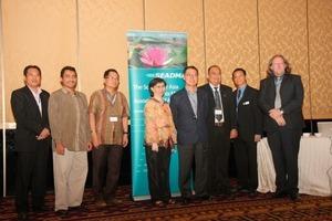 Vortragende des Indonesia Executive Forum on Factory-Mixed Mortars (06.08.2009)<br />