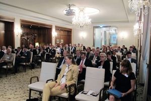 """<div class=""""bildtext_en"""">1 The annual meeting of the German, Austrian and Swiss lime industries took place at Heidelberg</div>"""