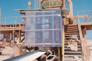 SpectraFlow im Zementwerk von Raysut Cement in Betrieb<br />