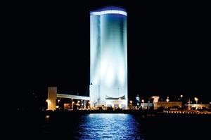 HAVER &amp; BOECKER lieferte die komplette Elektrotechnik und Automation für das neue Zementterminal in Malmö<br />