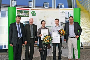 "<div class=""bildunterschrift_en"">MBA Eckhardt Thomas, Dipl.-Ing. Heiko Theuerkauf, Dipl.-Ing. Doreen Erfurt (standing in for M.Sc. Susann Dietsch), M.Sc. Johannes Mahner, Prof. Dr.-Ing. Horst-Michael Ludwig (from the left)</div>"