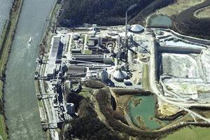 Zementwerk Maastricht von ENCI