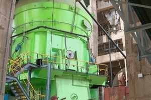 One of the largest Loesche mills for clinker grinding is the LM63.3+3 at Nallalingayapalli (Indonesia)