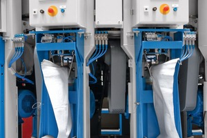 """<div class=""""bildtext_en"""">1 The Beumer Group has added to its product portfolio the rotating filling machine, the Beumer fillpac, which is equipped with extensive new features</div>"""