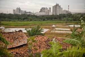Zementwerk Narogong von Holcim<br />
