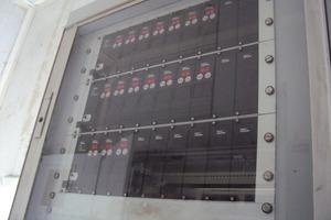 Zentrale Brennersteuerung