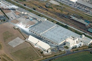 Knauf Immingham plant<br />