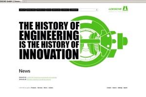 New website<br />